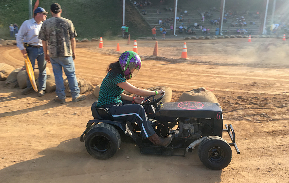Best Tranny For Lawnmower Racing