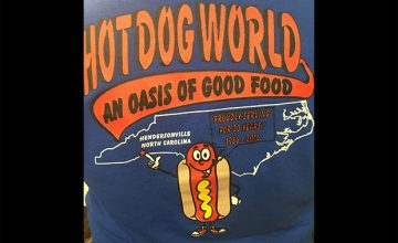 For many, visiting from miles around, Hot Dog World lives up to its tagline: