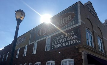 Cheerwine's birthplace of Salisbury, NC is still home to the popular soft drink's headquarters. This is where the secret recipe for Cheerwine's concentrate is made.