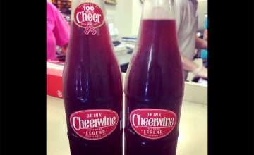 Cheerwine's look may have evolved over the years, but fans of the Southern favorite can still drink Cheerwine in old-fashioned glass bottles.